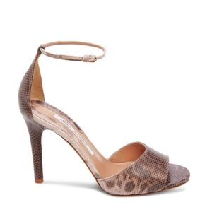 Brian Atwood Women's Elsa Patent Leather Sandals